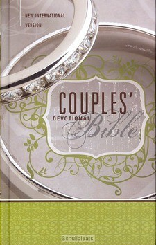 NIV COUPLES DEVOTIONAL BIBLE - 9780310438151