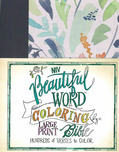 NIV BEAUTIFUL WORD COLORING BIBLE - ZONDERVAN - 9780310447054