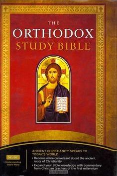 NKJV - ORTHODOX STUDY BIBLE - BLUE - HARDBACK - 9780718003593
