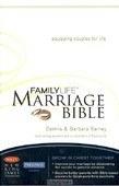 FAMILY LIFE MARRIAGE BIBLE - BIBLE - NKJV - 9780718020446