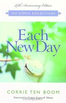 EACH NEW DAY - TEN BOOM, CORRIE - 9780800722524