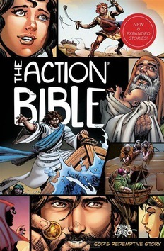 ACTION STUDY BIBLE: GOD'S REDEMPTIVE STO - BIBLE - 9780830777440
