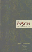 PASSION TRANSLATION NEW TESTAMENT 2ND ED - SIMMONS, BRIAN - 9781424556878