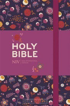 NIV POCKET FLORAL BIBLE HARDCOVER - 9781444702767