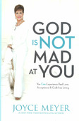 GOD IS NOT MAD AT YOU - MEYER, JOYCE - 9781455517473