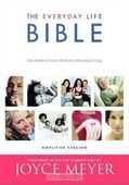 THE EVERYDAY LIFE BIBLE - AMPLIFIED VER. - MEYER, JOYCE - 9781455529384