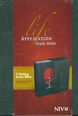 LIFE APPLICATION BIBLE NIV - 9781496429612