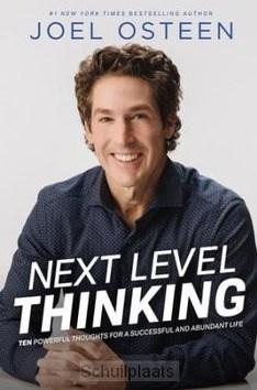 NEXT LEVEL THINKING - OSTEEN, JOEL - 9781546010296