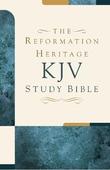 REFORMATION HERITAGE STUDYBIBLE KJV - BEEKE, J. - 9781601783240