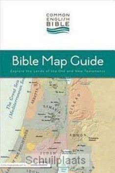 CEB BIBLE MAP GUIDE - PAPER - 9781609260743