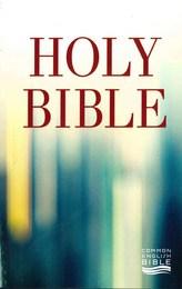 HOLY BIBLE CEB PAPERBACK - 9781609261962