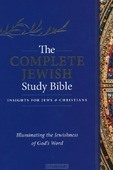 COMPLETE JEWISH STUDY BIBLE HARDCOVER - 9781619708679
