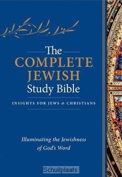 COMPLETE JEWISH STUDYBIBLE - STERN - 9781619708693