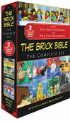 BRICK BIBLE THE COMPLETE SET - 9781626361775