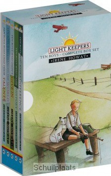 LIGHTKEEPERS BOXED SET FOR BOY - HOWAT, IRENE - 9781845503185
