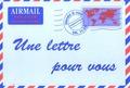BRIEF VOOR JOU FRANS - 9782879077154