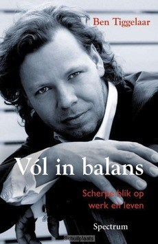 VOL IN BALANS - TIGGELAAR, BEN - 9789000319732