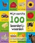 MIJN EERSTE 100 BOERDERIJWOORDEN - PRIDDY, ROGER - 9789000352654