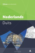 PRISMA WOORDENBOEK NEDERLANDS-DUITS - 9789000358540