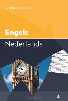 PRISMA WOORDENBOEK ENGELS-NEDERLANDS - 9789000358571