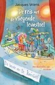 DE REIS MET DE VLIEGENDE LEUNSTOEL - VRIENS, JACQUES - 9789000368525