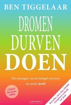 DROMEN, DURVEN, DOEN - TIGGELAAR, BEN - 9789000372195