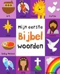 MIJN EERSTE BIJBELWOORDEN - PRIDDY, ROGER - 9789000373505