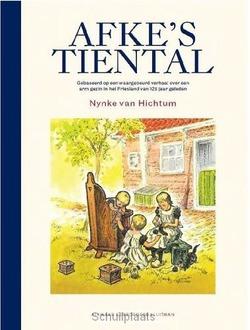 AFKE'S TIENTAL - HICHTUM, NYNKE VAN - 9789020621082