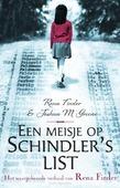 EEN MEISJE OP SCHINDLER'S LIST. - FINDER, RENA; GREENE, JOSHUA M. - 9789020654684