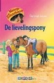 DE LIEVELINGSPONY - JETTEN, GERTRUD - 9789020662894