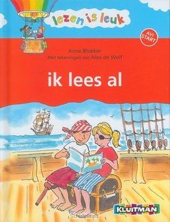 IK LEES AL - BLOKKER, ANNE - 9789020680225