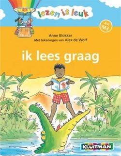 IK LEES GRAAG - BLOKKER, ANNE - 9789020680249