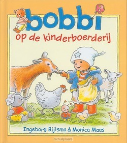 BOBBI OP DE KINDERBOERDERIJ - MAAS - 9789020684063