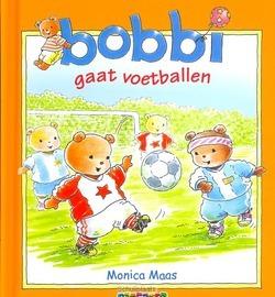 BOBBI GAAT VOETBALLEN - MAAS, MONICA - 9789020684162