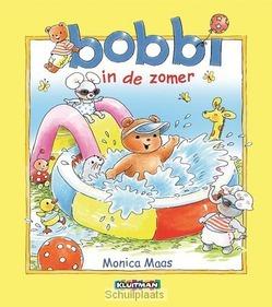 BOBBI IN DE ZOMER - MAAS, MONICA - 9789020684179