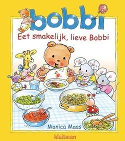 EET SMAKELIJK, LIEVE BOBBI - MAAS, MONICA - 9789020684452