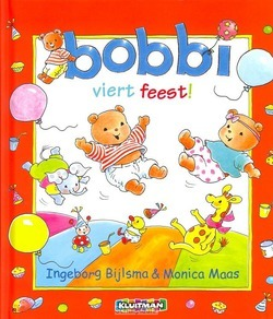 BOBBI VIERT FEEST - BIJLSMA, I. - 9789020684599