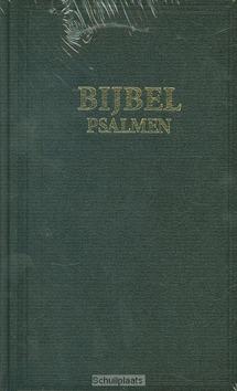 KERKBIJBEL K31 PSALMEN KUNSTL GOUDSNEE - STATENVERTALING - 97890222253878