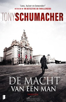 DE MACHT VAN ÉÉN MAN - SCHUMACHER, TONY - 9789022590591