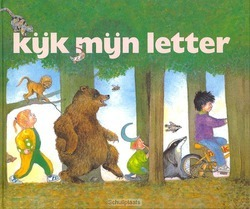 KIJK MIJN LETTER - KEUPER-MAKKINK, A. - 9789022725207