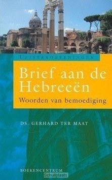 BRIEF AAN DE HEBREEËN - MAAT - 9789023923152