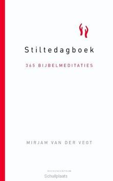 STILTEDAGBOEK - VEGT, MIRJAM VAN DER - 9789023927235