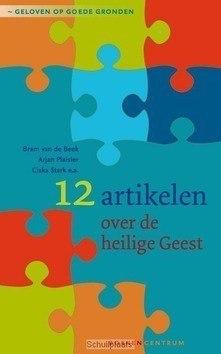 12 ARTIKELEN OVER DE HEILIGE GEEST - BEEK, PLAISIER - 9789023927723