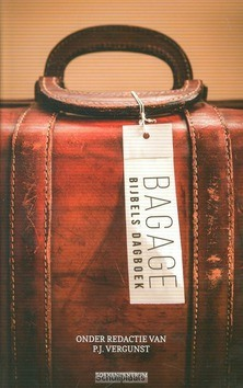 BAGAGE BIJBELS DAGBOEK - VERGUNST (RED) - 9789023928713