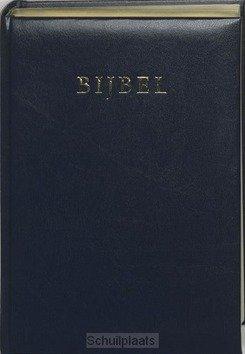 HUISBIJBEL NBG 51 BLAUW - VERTALING NBG - 9789023950639