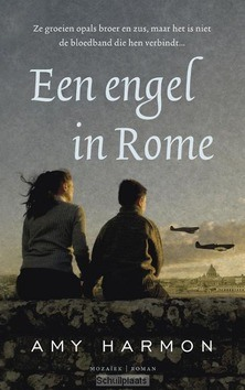 EEN ENGEL IN ROME - HARMON, AMY - 9789023950738