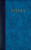 HUISBIJBEL NBG BLAUW DUOTONE - VERTALING NBG 1951 - 9789023951179