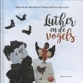 LUTHER EN DE VOGELS - VEER, ANGE VAN DER - 9789023952299