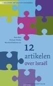 12 ARTIKELEN OVER ISRAËL - KANT; MULDER; REITSMA E.A. - 9789023953159
