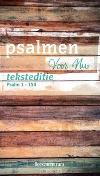 PSALMEN VOOR NU TEKSTEDITIE - BERG, RIEN VAN DEN - 9789023968603